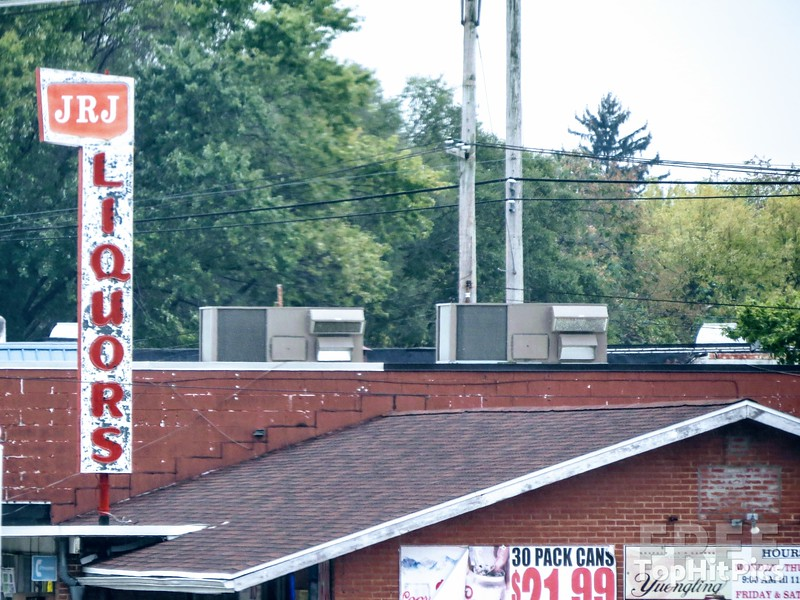 JRJ Liquors In Hagerstown Maryland