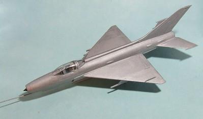 Finnish MiG 21