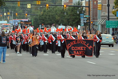 Jonesville Marching Band 3