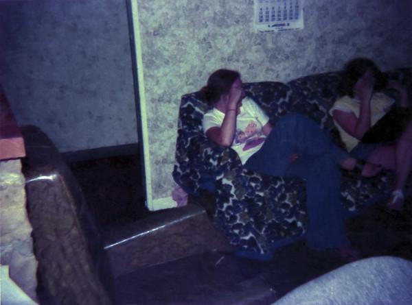 1976 West Virginia Trip