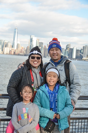 December 25-30, 2019 - New York City, NY