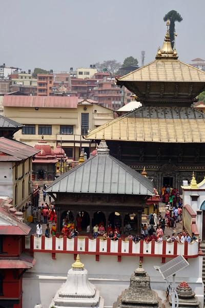 Pashupatinath, Hindu temple complex in Kathmandu