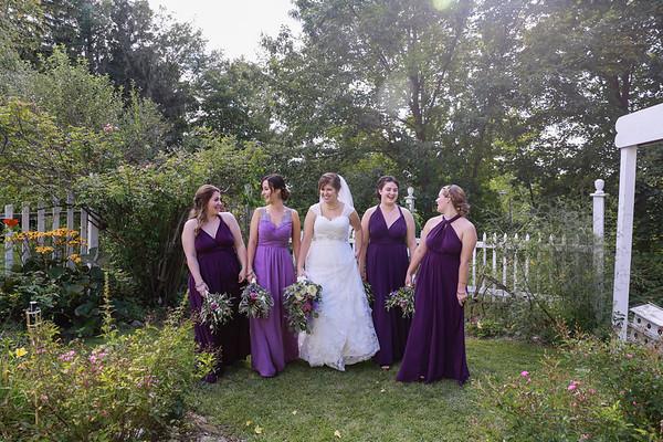 Jo-Ellen & Spencer's Thornewood Inn Wedding