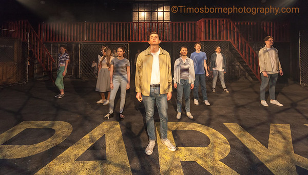 West Side Story Cast A