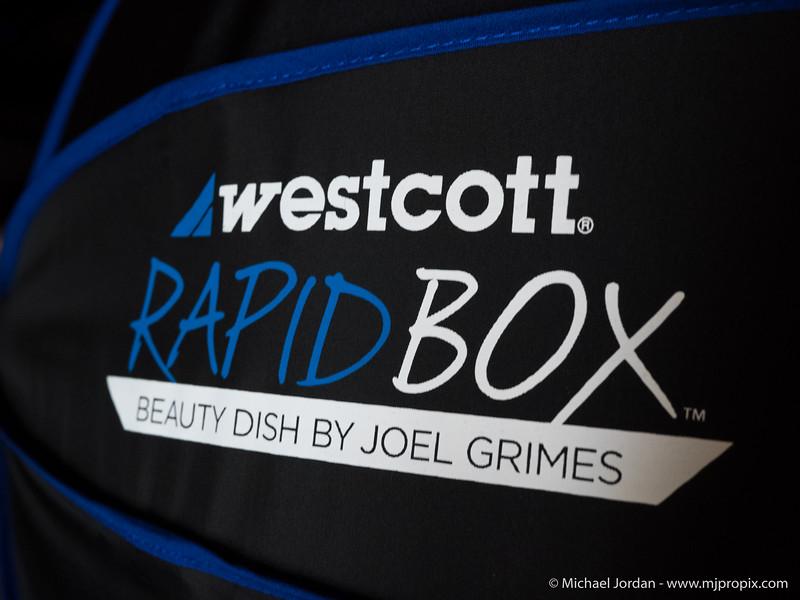 Rapid Box by Joel Grimes