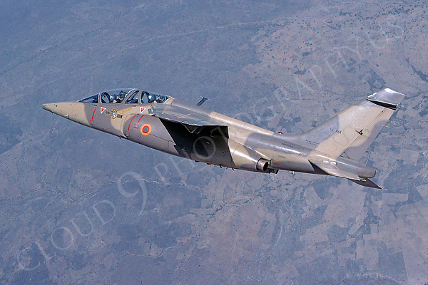 Cameroon Air Force Dassault Alpha Jet Airplane Pictures