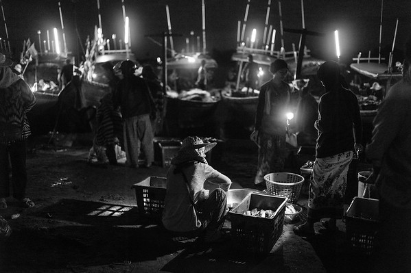 Kampot Fish Market