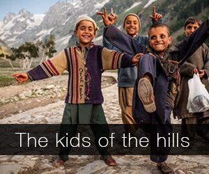 Kids of the hills