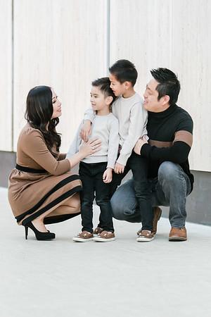 Phu Family // Oct 2019