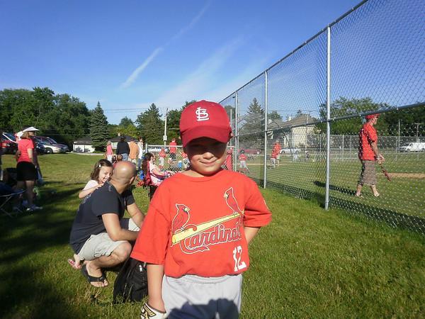 Josh Baseball Aug 2010