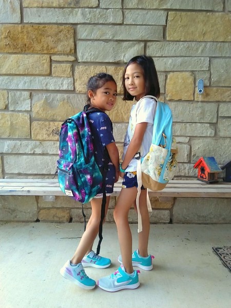 Reagan & Reese | 1st grade & 4th grade | Rutledge Elementary