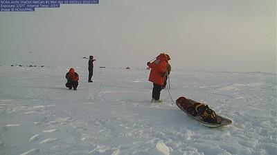 North Pole Web Cam 2010