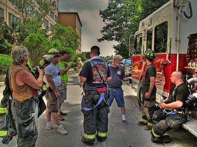7-7-13 Mutual-Aid Electrical Fire