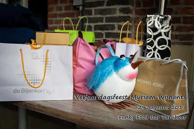 Verjaardagsfeest Myriam (Turnhout)
