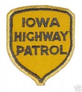 Wanted Iowa State Patrol