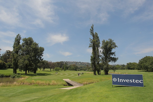 Branding on West course