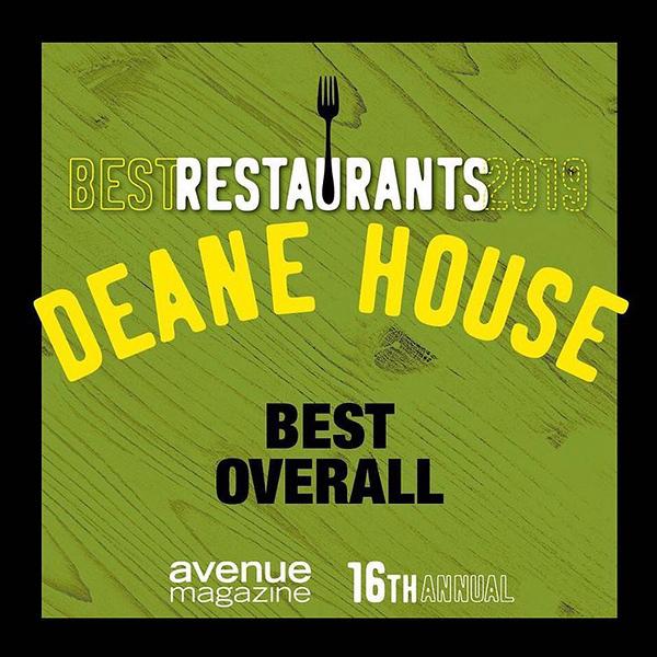 2019 - Calgary's Best Restaurants
