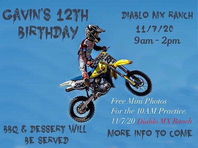 11.8.20  Diablo MX Ranch