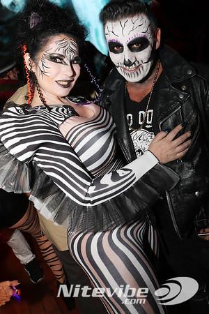 19-10-25, Fri | DUSK to DAWN Halloween w/ Lee Burridge & Sasha @ The Midway