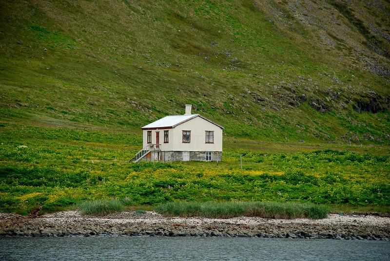 Aðalvík - Sæból. Ystibær. 2013.
