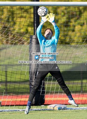 10/19/2016 - Boys JV Soccer - Malden Catholic vs BC High