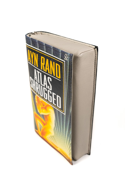 Atlas Shrugged Purse Large