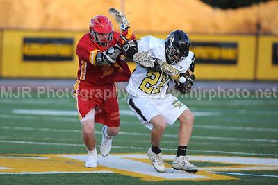Lacrosse, Boys H.S. Varsity, St Anthony's vs Chaminade, 05-13-08