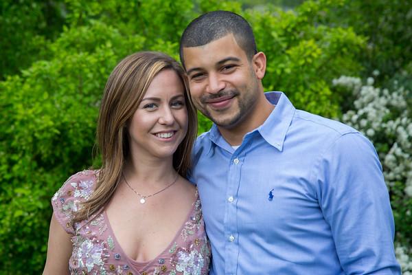 Natalie and Zac