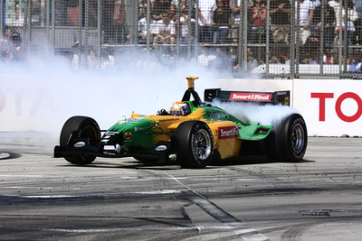 TOYOTA  Grand Prix  of Long Beach  2008