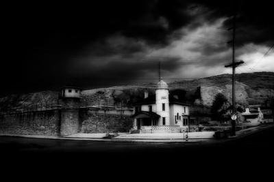 Infrared - Old Max Prison Colorado - 2015