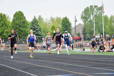 Boys' 200 Meters - 2019 MHSAA LP D2 T&F