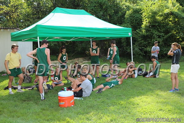 VARSITY XC BOYS AND GIRLS 08-30-2016