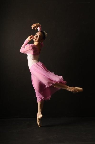 Katia Garza. Photo by Michael Cairns.