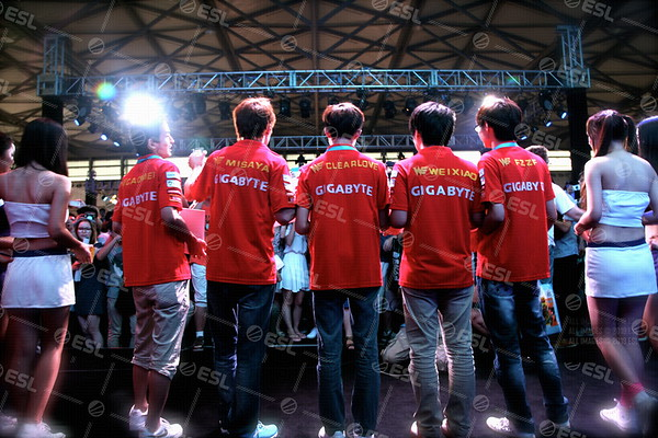 Intel Extreme Masters Shanghai 2013