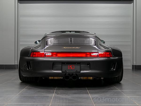 '98 RWB Speedster - Slate Grey Metallic
