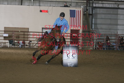 Sat Senior 2nd Barrel