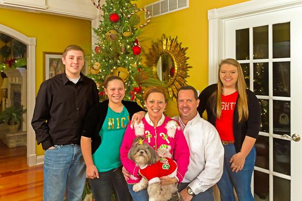 2013 Lewis Family