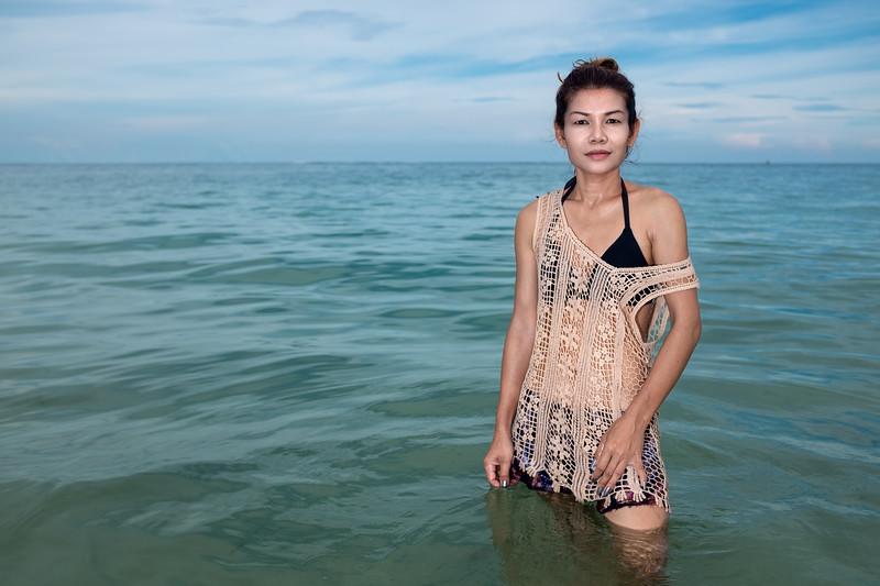 Tae beach shoot 2, Samet Island, Thailand