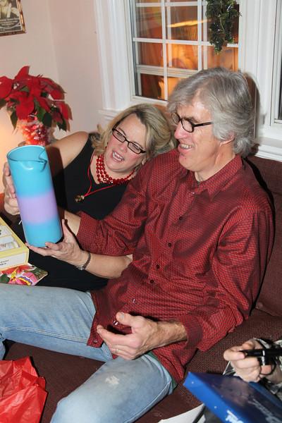 Christmas Eve 2009 at Ellen & Paul's (100 images)