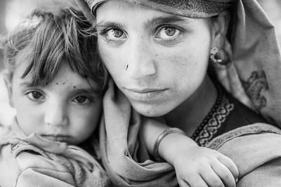 Portraits: Women and Girls