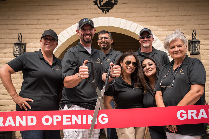 Yes! Grand Opening