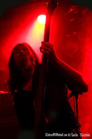 SWALLOW THE SUN - Klubben 29/11 2007