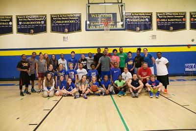 2015 Student vs Faculty Basketball