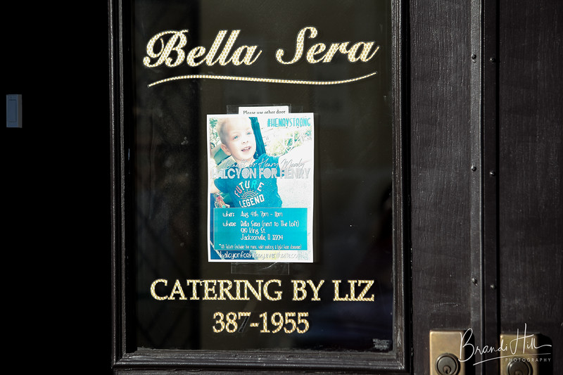 Halcyon for Henry at Bella Sera (photos: @brandihillcom)