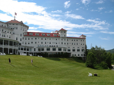 Bretton Woods/Mt Washington - 2010