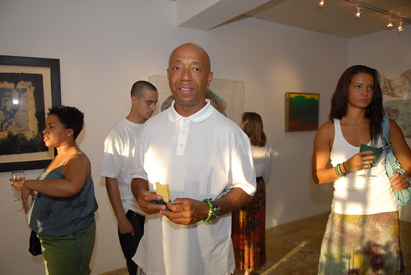 G.R. N'Namdi Gallery - Art For Life Exhibition