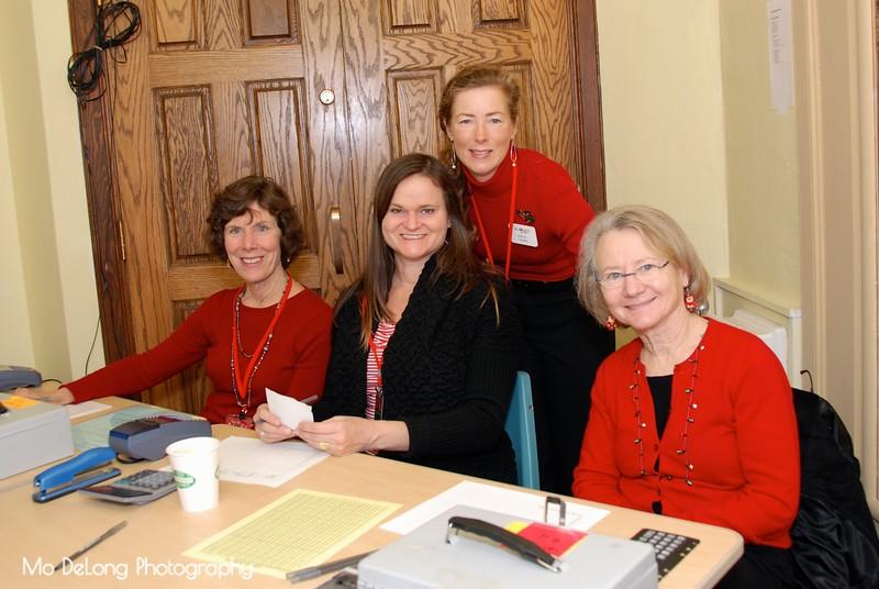 Ann Brenner, Karah Kowalezyk, Leslie Ross and Anita Boneau.jpg