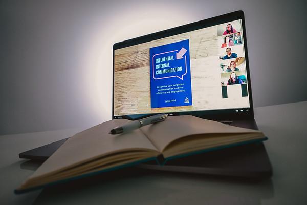 Jenni Field Book Launch 20.04.21
