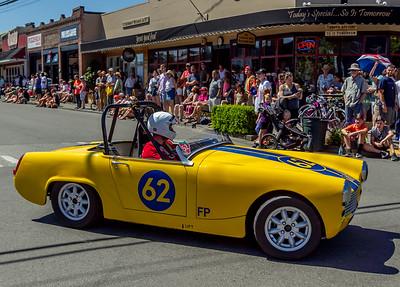 Set three, Tom Stewart Memorial Classic Car Parade 2019