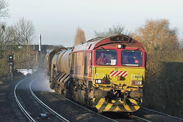 23rd November 2012: Hinckley and Cossington